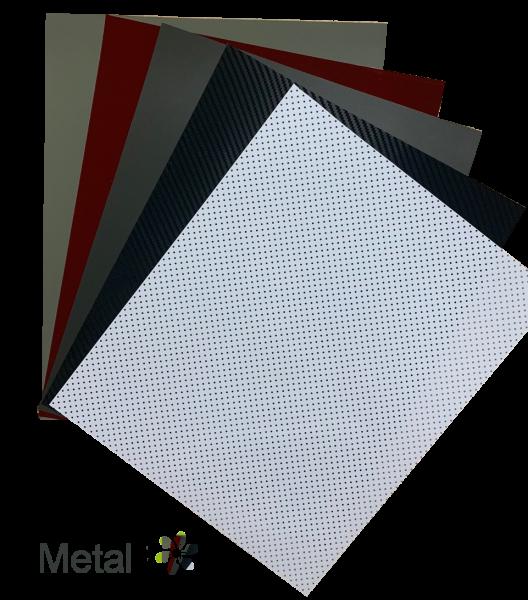 Jasando.ch - Folienpaket Metal