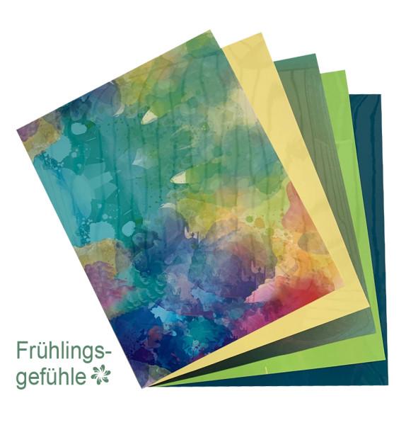 Jasando.ch - Folienpaket Frühlingsgefühle