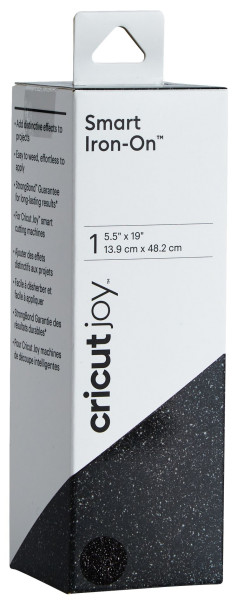 Jasando.ch - Cricut Joy Smart Iron-On Glitter Flexfolie black