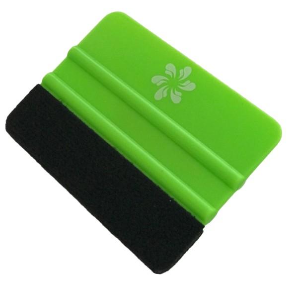 Jasando.ch - Kunststoff-Rakel mit Filzkante