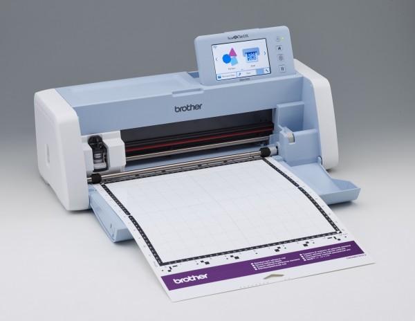 Jasando.ch - Brother Scan-N-Cut DX1200