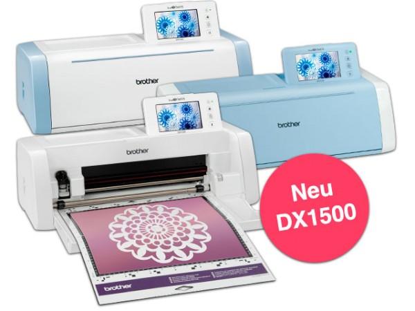 Jasando.ch - Brother Scan-N-Cut DX1500