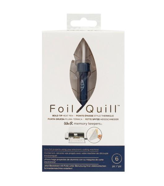 Jasando.ch - FOIL QUILL™ Einzelstift breit
