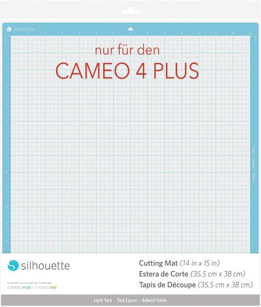"""Jasando.ch - Silhouette Schneideunterlage 15"""", leichte Haftung für Silhouette CAMEO4 Plus"""