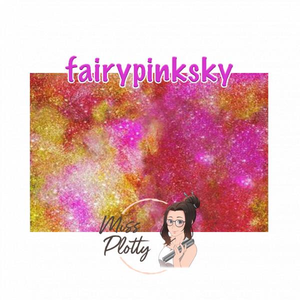 Jasando.ch - Flexfolie Fairy pink sky