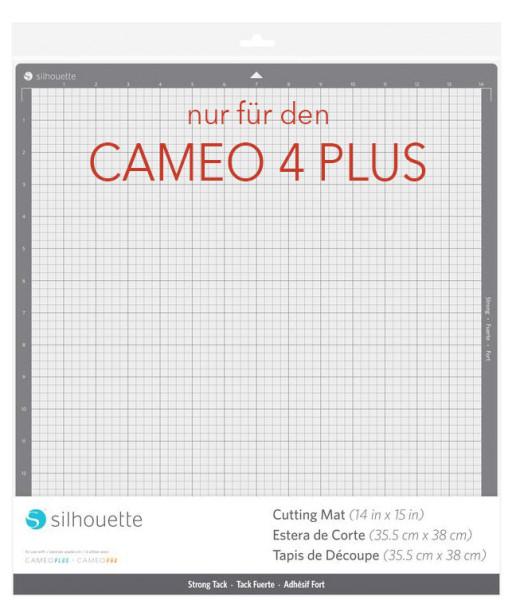 """Jasando.ch - Silhouette Schneideunterlage 15"""", starke Haftung für Silhouette CAMEO4 Plus"""