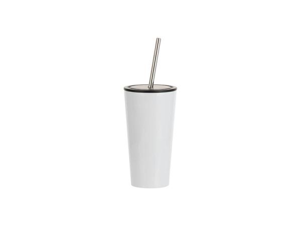 Jasando.ch - Konischer Edelstahl-Trinkbecher 480 ml