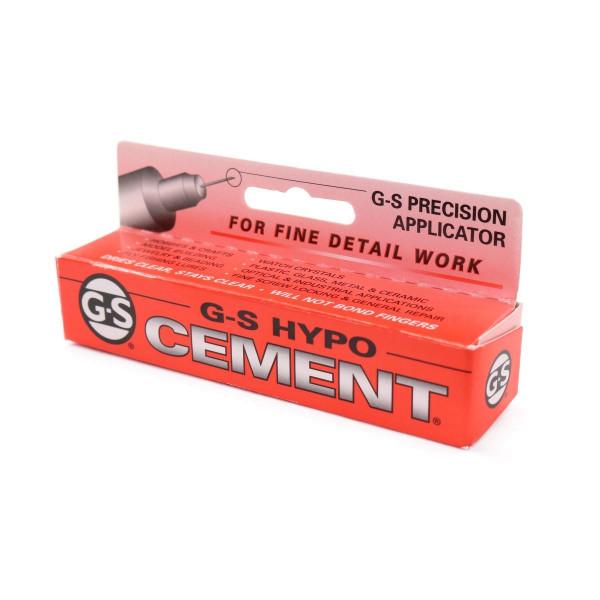 Jasando.ch - G-S Hypo Cement, Schmuckkleber