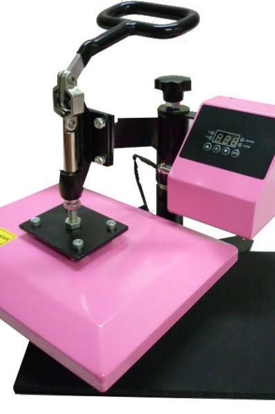Jasando.ch - Pink Hobbypresse Transferpresse klein