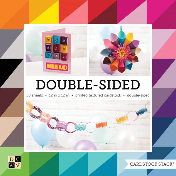 Jasando.ch - Papierblock double sided cardstock 12 x12