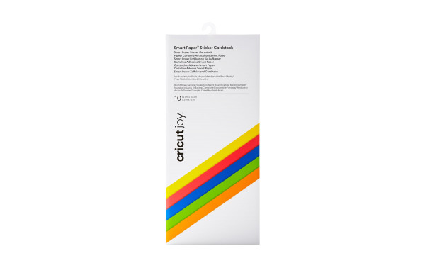 Jasando.ch - Cricut Joy Stickerpapier Smart, bright bows,10 Stück