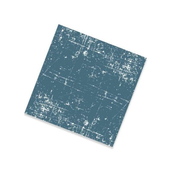 Jasando.ch - Sublimation Transferbogen vintage blau