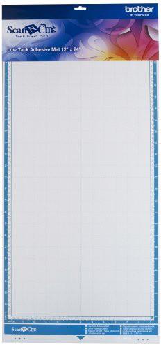 """Jasando.ch - Brother Standartmatte lang 30,5 x 61 cm (12"""" x 24 """") leichtklebend"""