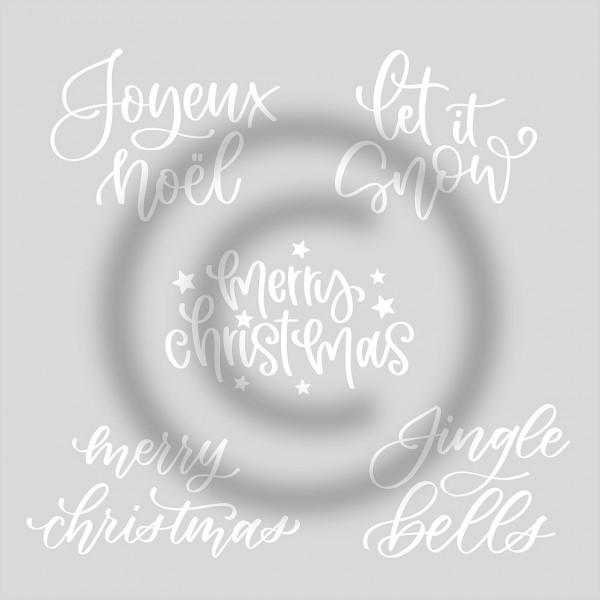 "Jasando.ch - Plotterdatei Schriftzug ""Christmas-Bundle"""