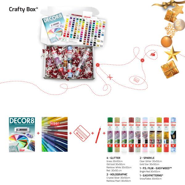 Jasando.ch - Siser Christmas Crafty Box Deutsch