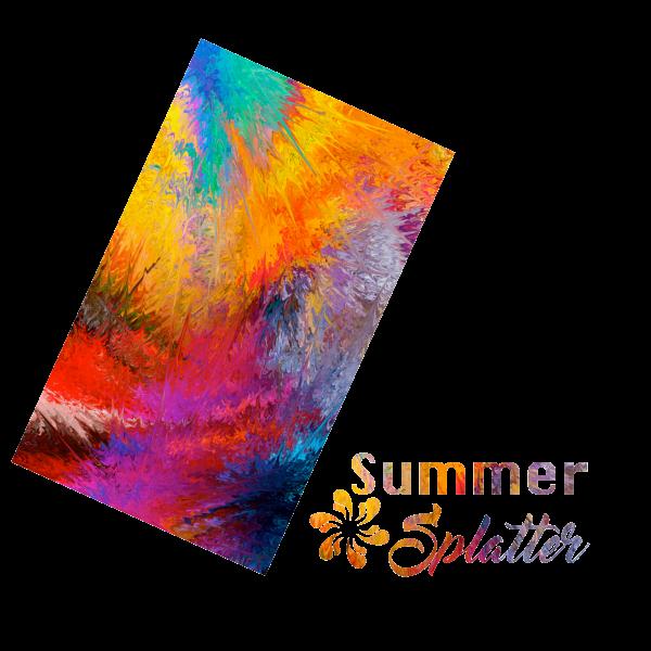 Jasando.ch - Flexfolie summer splatter