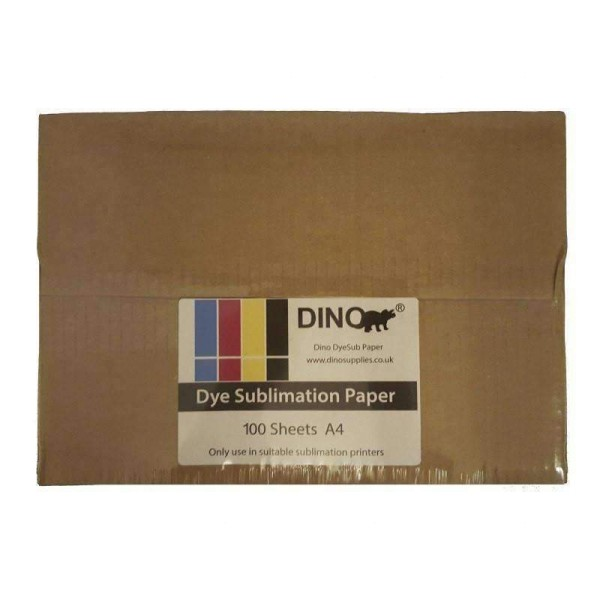 Jasando.ch - A4 Dino DyeSub Sublimation Paper