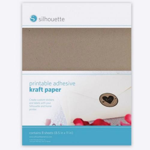 Jasando.ch - Silhouette bedruckbares Kraftpapier