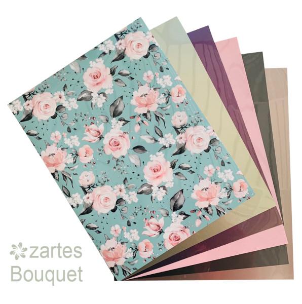 Jasando.ch - Folienpaket zartes Bouquet