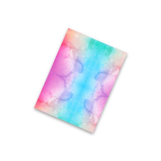 Jasando.ch - Watercolor bubbles Vinylfolie