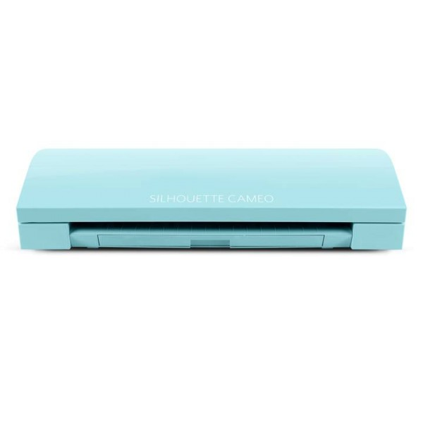 Jasando.ch - Silhouette Schneideplotter CAMEO®3 Glitter Edition Aqua Blue