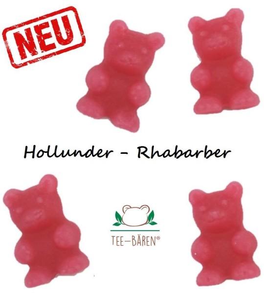 Jasando.ch - Teebären Holunder - Rhabarber 18g