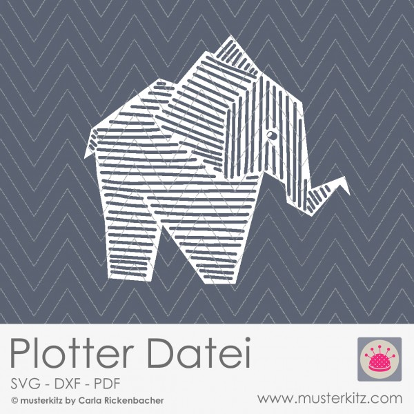 Jasando.ch - Plotterdatei Elephants