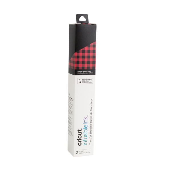 Jasando.ch - Infusible Ink Transferbogen buffalo check