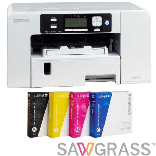Jasando.ch - Starterpaket Sublimationsdrucker Sawgrass Virtuoso SG500