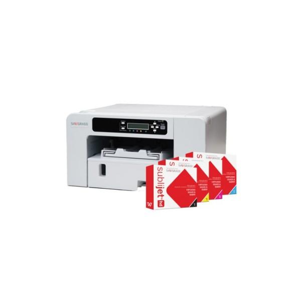 Jasando.ch - Starterpaket Sublimationsdrucker Sawgrass Virtuoso SG400 A