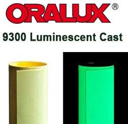 Jasando.ch - Oralux 9300 Luminescent Cast, nachleuchtende Klebefolie