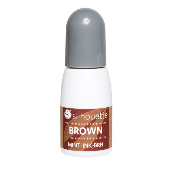 Jasando.ch - Stempelfarben Mint brown