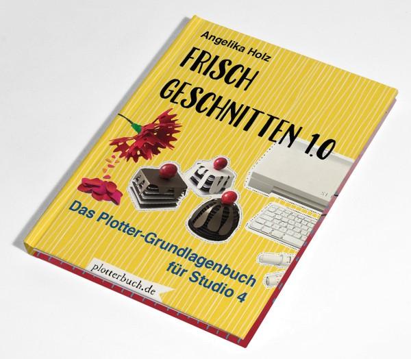 Jasando.ch - Frisch Geschnitten 1.0 - Das Plotter-Grundlagenbuch für Studio 4y