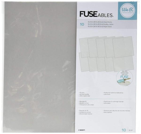 Jasando.ch - Fuse Tool Folie FUSEables 30.5 x 30.5 cm
