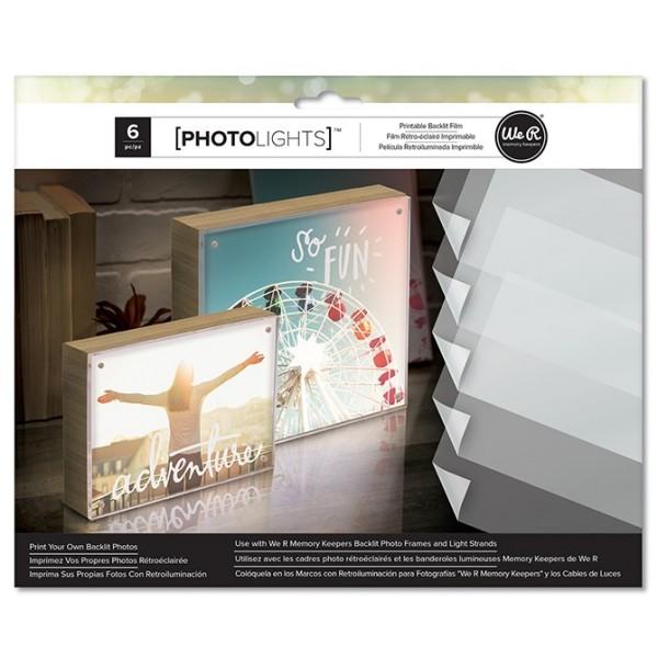 Jasando.ch - bedruckbare Folie / printable backlit film 21,6cm x 27,9cm