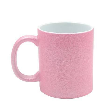 Jasando.ch - Sublistar Keramiktasse SPARK- 11oz pink
