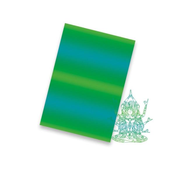 Jasando.ch - Flexfolie Blurr green