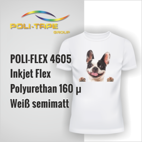Jasando.ch - POLI-FLEX PRINTABLE 4605 DIN A4