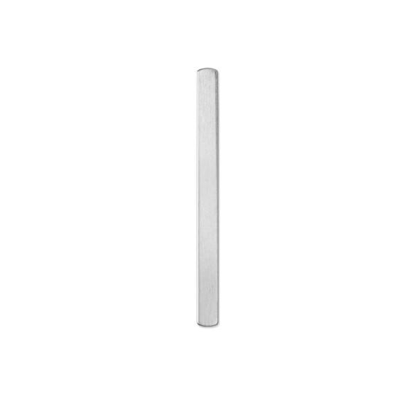 """Jasando.ch - ImpressArt Aluminium Ringband, 9/64"""" x 2 1/4"""" (3,5mmm x 56mm) 12 Stück"""