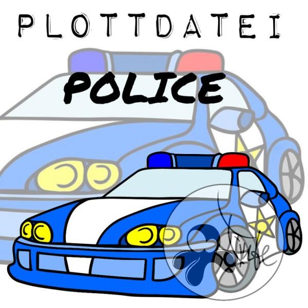 Jasando.ch - Plotterdatei Police