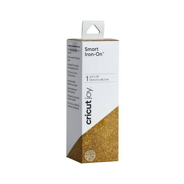 Jasando.ch - Cricut Joy Smart Iron-On Glitter Flexfolie gold