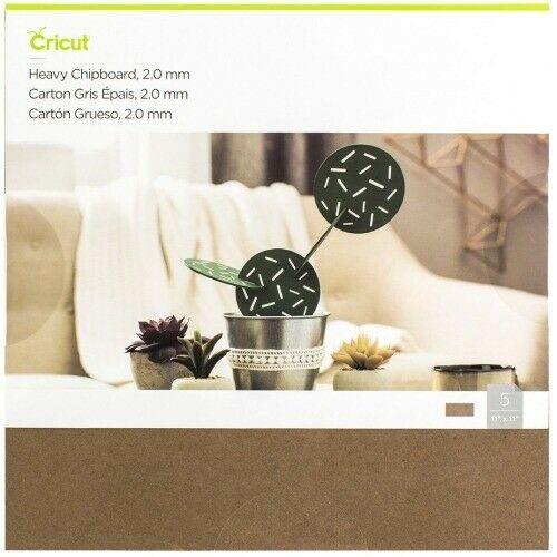 Jasando.ch - Cricut® Spanplatte 2.0 (Cricut® Heavy Chipboard 2.0)