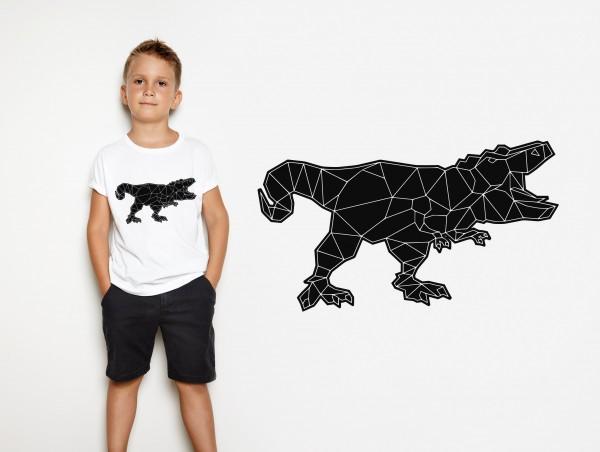 Jasando.ch - Plotterdatei Polygon Dinosaurus