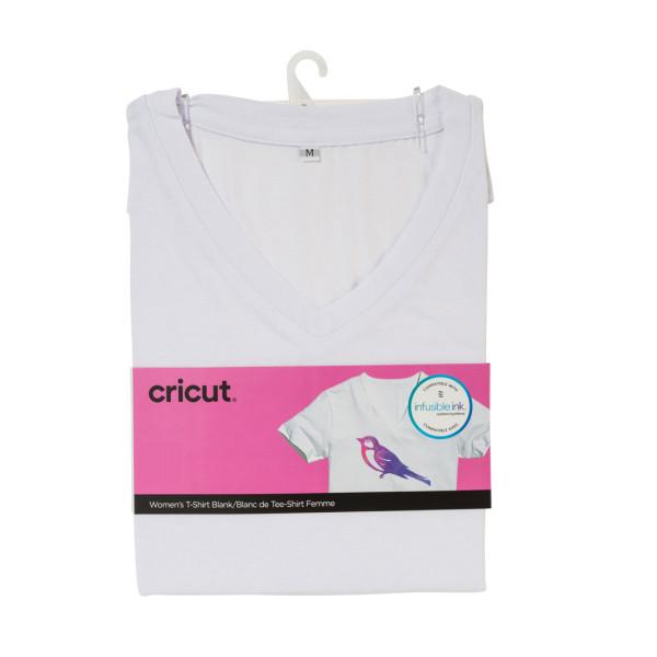 Jasando.ch - Damen T-Shirt V-Neck für Infusible Ink