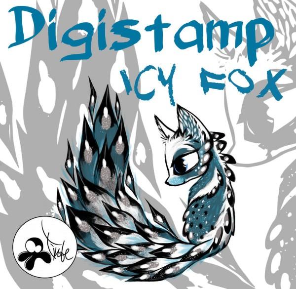 Jasando.ch - Digistamp Icy Fox