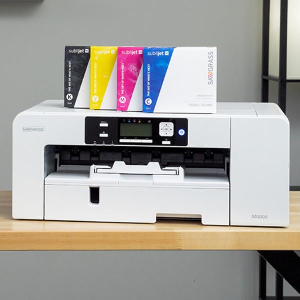Sublimationsdrucker SAWGRASS SG1000 - A3 - Virtuoso Starterpaket