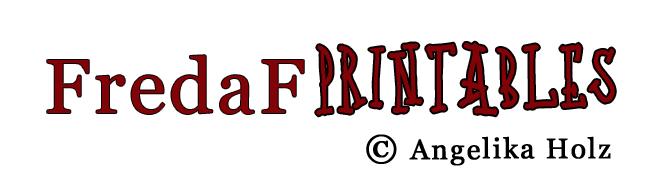 FredaFprintables
