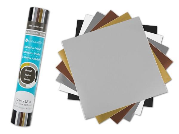 Jasando.ch - Vinyl Musterpack Neutral